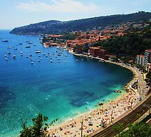 Nice, France by AllisonBazaire