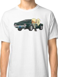 Puppies and a Bullet Classic T-Shirt