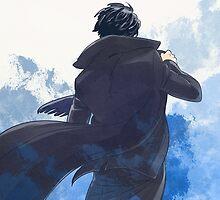 Sherlock Holmes BBC by PumpkinTiny