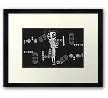 THE JUDY GARLAND SHOW. Framed Print