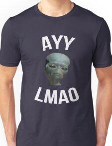 Ayy Lmao - Black / Dark Unisex T-Shirt