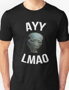 Ayy Lmao - Black / Dark T-Shirt