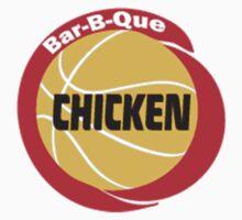 BBQ Chicken Rockets Shirt by 785Tees
