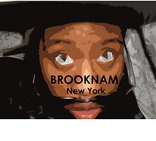 "Brooknam ""look up"" by Darius Ferguson"