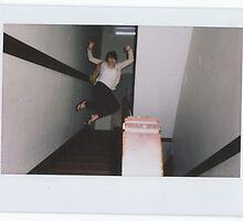 Jump - II by strangerandfict