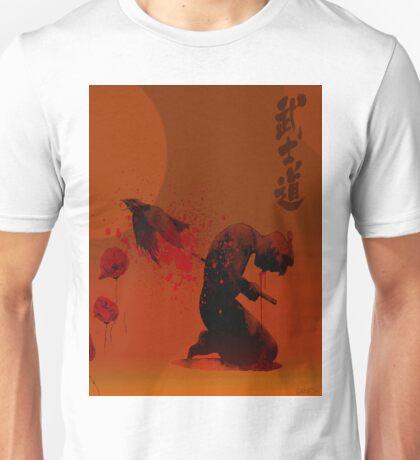Seppuku ( Hara Kiri) The liberation of the spirit of the samurai Unisex T-Shirt