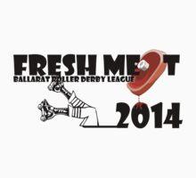 Fresh Meat-BRDL 2014 T-Shirt