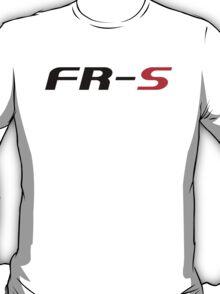 FR-S Fonts Classic T-Shirt