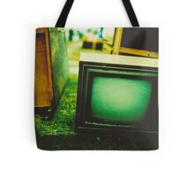 Video killed the radio star Tote Bag