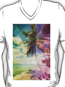 Prismatic Palm T-Shirt