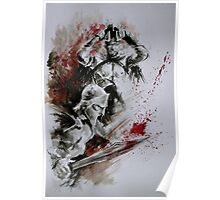300 Spratan Greek Warriors Poster
