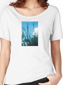 Slap series - sky spike Women's Relaxed Fit T-Shirt