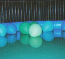 Slap series - poolside Sticker