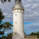 Table Cape Lighthouse by Keith G. Hawley