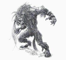 Shade - undead werewolf T-Shirt