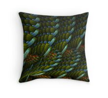 Woven Tapestry  Throw Pillow