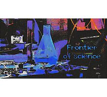 Frontier of science Photographic Print