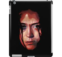 Summer Glau River Oil Painting iPad Case/Skin