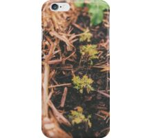 Fresh Patch iPhone Case/Skin