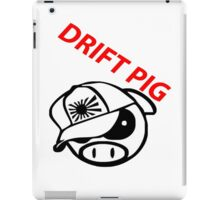 drift pig. JDM style iPad Case/Skin