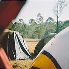 Tent City by strangerandfict
