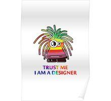 Designer Poster