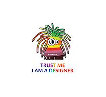 Designer Photographic Print