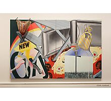 Nomad by James Rosenquist 1963 Photographic Print