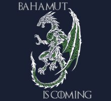 Bahamut Is Coming V2 by Hilly14HD