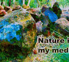Nature is my medicine by Fernando Fidalgo
