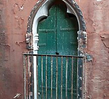 Venetian door. by FER737NG