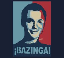 TBBT - Bazinga! by gdfStudio