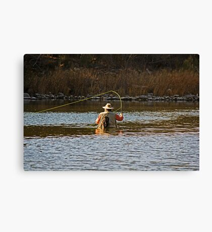 Life on the Fly Canvas Print