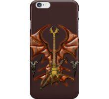 Vampir Guitar Digital Art iPhone Case/Skin