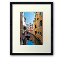 Venice, Italy. Framed Print