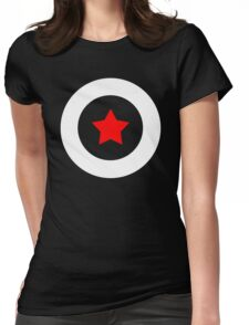 Shield T-Shirt Womens Fitted T-Shirt