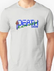DEATH TOWER SHOW - FLASHBACK THE QUEST FOR IDENTITY T-Shirt