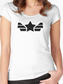 Captain Director Shirt Women's Fitted Scoop T-Shirt