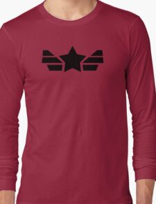 Captain Director Shirt Long Sleeve T-Shirt