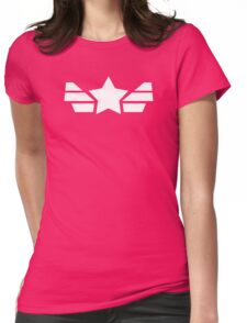 Captain Director Shirt Womens Fitted T-Shirt