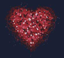 Heart of Hearts Kids Tee