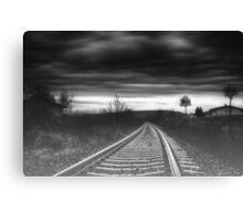 Long Way  Canvas Print