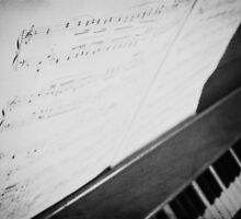 Debussy Sheet Music by Kimberose
