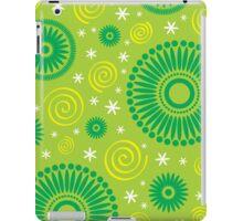 Pop! Green & Lime iPad Case/Skin