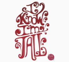 Tall N Curly - I know I'm tall / Cherry by tallncurly