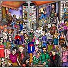 Music street by matan kohn