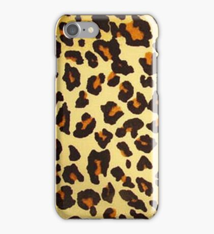 Jungle Cats iPhone Case/Skin