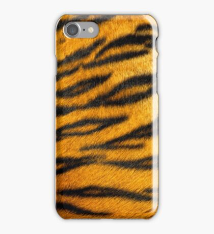 The Wild Tiger iPhone Case/Skin