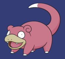 Slowpoke DW by Stephen Dwyer