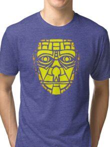 Face T-shirt / Sticker / Case Tri-blend T-Shirt